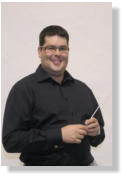 Simon Gayton - Previous Conductor, Concert Band